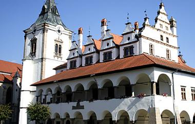 THE SPIŠ MUSEUM - Town hall