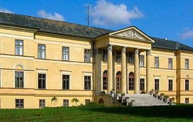 MUSIC MUSEUM,  mansion Dolná Krupá