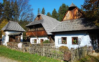 MUSEUM OF THE SLOVAK VILLAGE (OPEN AIR MUSEUM)
