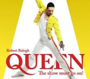 QUEEN – SHOW MUST GO ON
