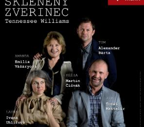 TENNESSEE WILLIAMS: SKLENENÝ ZVERINEC