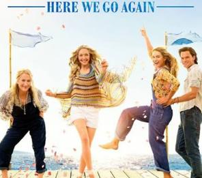 MAMMA MIA ! ( HERE WE GO AGAIN ) – FILM