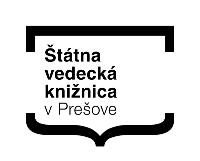 State Research Library Presov