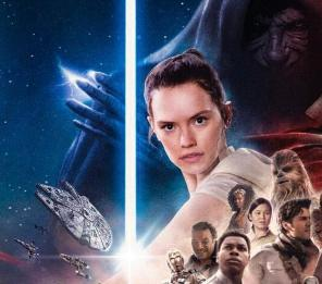 FILM : STAR WARS: VZOSTUP SKYWALKERA